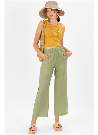 Armalife Pantolon Yeşil